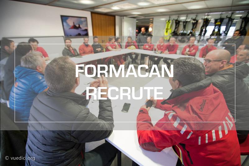 FORMACAN & CAN RECRUTENT DES CORDISTES EN CONTRAT DE PROFESSIONNALISATION